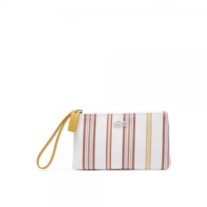 Lacoste Stock Exchange Woman Striped Clutch Bag Vario Accessories Casual Nf1292-657