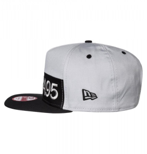DC SHOES Cappello RD Division Snapback Cappelli Snowboard ADYHA03079-SGR0