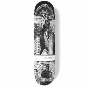 ZOO YORK Tavola da skate Made In America - Flati Iron 8.125'' Skateboard ZOO168