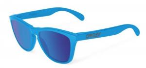 OAKLEY Occhiale da sole Frogskins matte sky Occhiali-maschere Snowboard OO9013-15