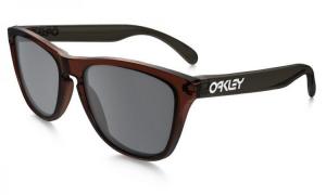 OAKLEY Occhiale da sole Moto Frogskins brown/black iridium Snowboard OO9013-37