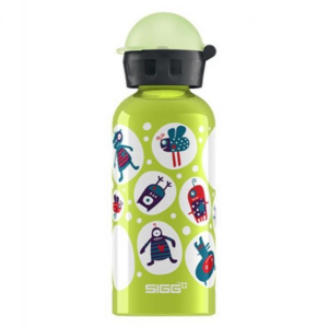 Victorinox Bottle Child Monster Green 0.4 Lt Vario Trekking Sik40.22
