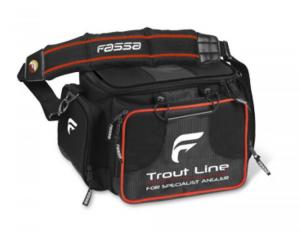 FASSA Borsa Trout Line media Borse Attrezzatura Pesca FSS630031601
