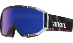 Anon Mask Snowboarding Man Relapse Goggle Snowboarding 132281-044