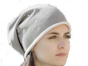 MARINI SILVANO Berretto Donna Felpa Strass Cappelli Accessori Casual 61455015