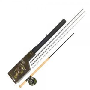 AIRFLO Elite Fishing Kit 14' coda 9/10 Canna Attrezzatura Pesca F-AELITE-14910