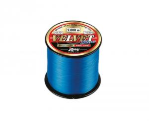 FASSA Filo Velvet Blue Fili e filati Attrezzatura Pesca VELVET BLU