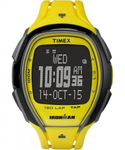 TIMEX Cronografo Uomo Ironman Sleek 150 giallo - Orologi running