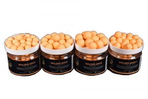 CC MOORE Boilies Golden Spice Pop Up 14 mm Boilies Attrezzatura Pesca 90277