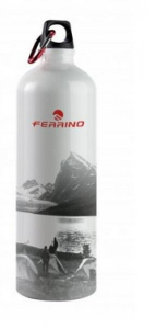 FERRINO Borraccia Fancy 1 Litro Vario Attrezzatura Trekking 79202-FOTO TRAIL