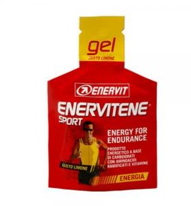 Enervit Enervit Ene Gel Pack Lemon Integrator Equipment Fitness 96529