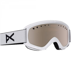 Anon Mask Snowboarding Man Helix 2.0 + Lens White Grey