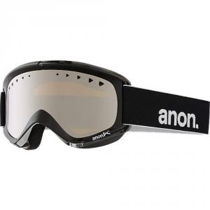 ANON Maschera Snowboard Uomo Helix 2.0 + Lente nero grigio