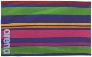 ARENA Asciugamano Big Stripes Towel fantasia - Telo Mare