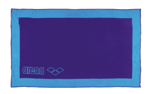 Arena Sheet Sea Big Towel Blue Blue - Sheet Sea