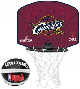 Spalding Basket Cleveland Cavaliers Nba Brown