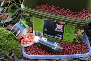 CC MOORE Krill Session Pack - Pellet pesca