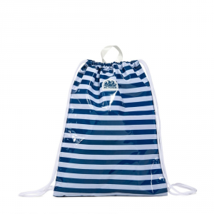 Sundek Bag Striped Blue White - Bags Sports Sea
