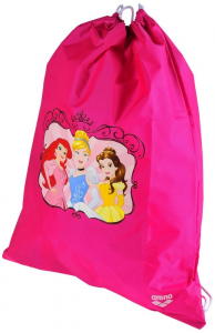 Arena Bag Swimming Pool Child Princesses Disney Pink