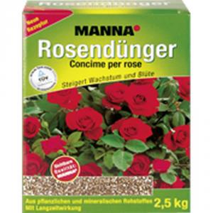 MANNA Concime granulare rose kg. 2,5 - Piante orto giardino concimi granulari