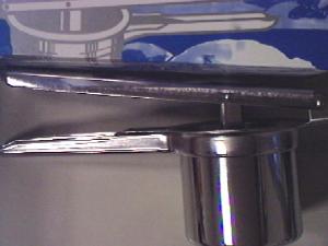 ASTESANI Schiacciapassatelli acciaio inox Utensili da cucina