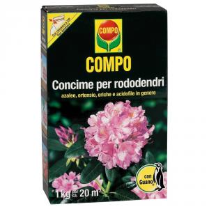 COMPO Concime granulare per rododendri con guano 1kg