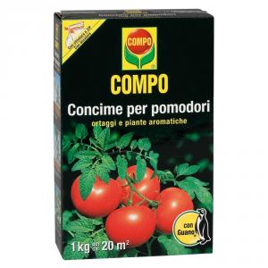 COMPO Concime granulare per pomodori con guano 1kg