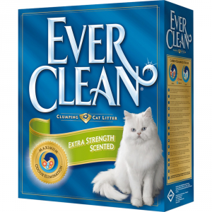 Ever Clean Extra Litter Profumata- 6 Kg Force Toilet - Cat Litter