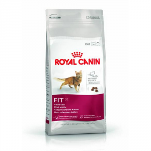 Royal Canin Royal Fit 32 Kg. 2 Dried Food For Cats Premium