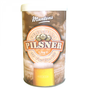 Munton's Malt Amaricato Muntons Premium Pilsner- 1.5 Kg - Enology Malt