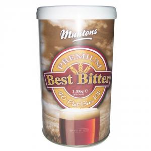 Munton's Malt Amaricato Muntons Premium Bitter- 1.5 Kg - Enology Malt