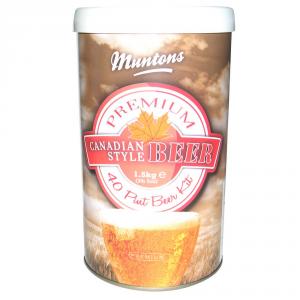 Munton's Malt Amaricato Muntons Premium Canadian Style- 1.5 Kg - Enology Malt