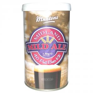 MUNTONS Malto maricato muntons premium midland mild ale kg. 1,5 Enologia malti