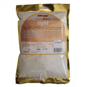 Munton's Malt Extract Muntons Light Gr 500 - Enology Malt