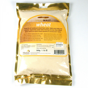 Munton's Muntons Wheat Malt Extract 500 G - Enology Malt