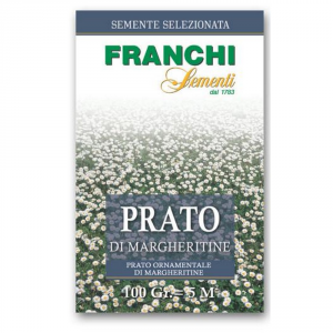 Franchi Sementi Seed For Turf Lawn Daisies Gr 100 Vegatable Garden Lawn Seeds