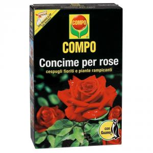 COMPO Concime granulare per rose con guano kg. 3