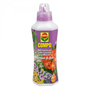 COMPO Concime liquido sangue di bue lt. 1 - Piante orto giardino concimi liquidi