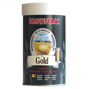 BREWFERM Malto amaricato gold kg. 1,5 - Enologia malti
