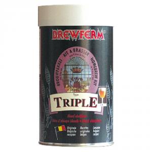 BREWFERM Malto amaricato triple kg. 1,5 - Enologia malti