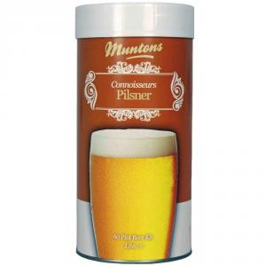 Munton's Malt Amaricato Muntons Conn Range Pilsner- 1.8 Kg - Enology Malt