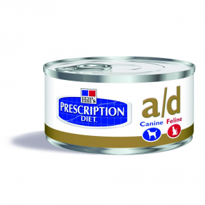 HILL'S PRESCRIPTION DIET A/d umido cane gr. 156