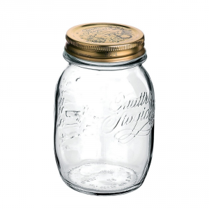 Four Seasons 500ml Jar Pz.6 - Bottles And Preserve Vases