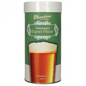 MUNTONS Malto amaricato muntons conn. range export pilsner kg. 1,8