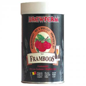Brewferm Malt Amaricato Framboise- 1.5 Kg - Enology Malt