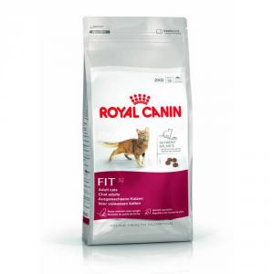 ROYAL CANIN Fit 32 Secco Gatto Kg. 4 - Mangimi Secchi Per Gatti Crocchette