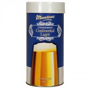MUNTONS Malto maricato muntons conn. range continental lager kg. 1,8