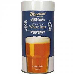 Munton's Malt Amaricato Muntons Conn Wheat Beer-range 1.8 Kg Enology Malt