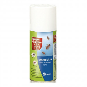 Bayer Insecticide Solfac Automatic Spray Forte Ml. 150 Botanical Garden And