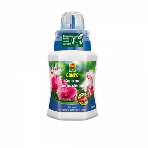 COMPO Concime liquido per orchidee 250ml - Piante orto giardino concimi liquidi